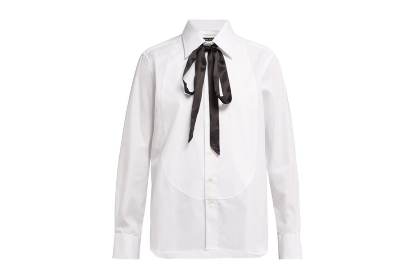 Emma Willis Slim-Fit Cotton Shirt