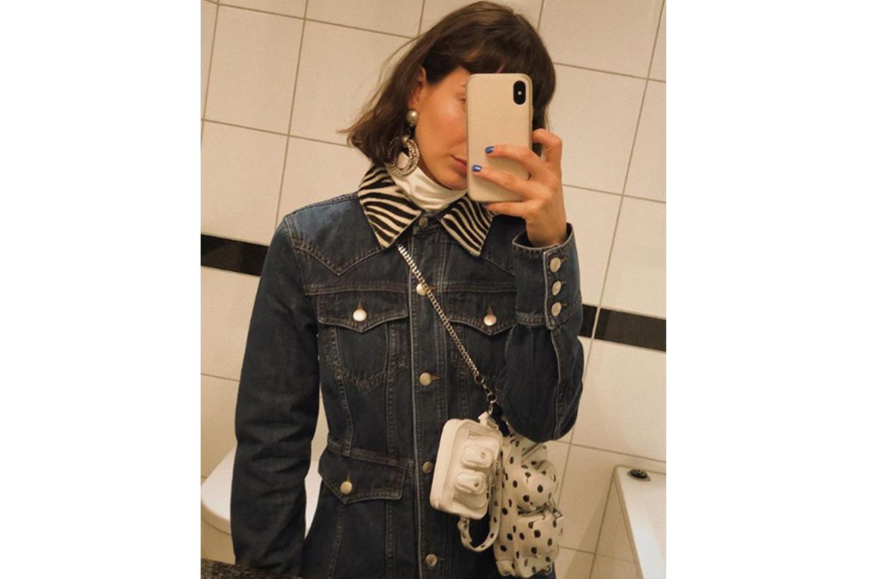 denim Jacket outfits