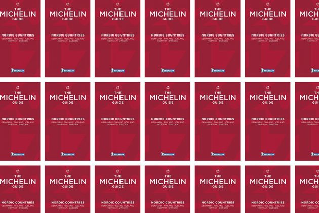 Michelin Guide Taipei 2019 All Starred establishments Selection