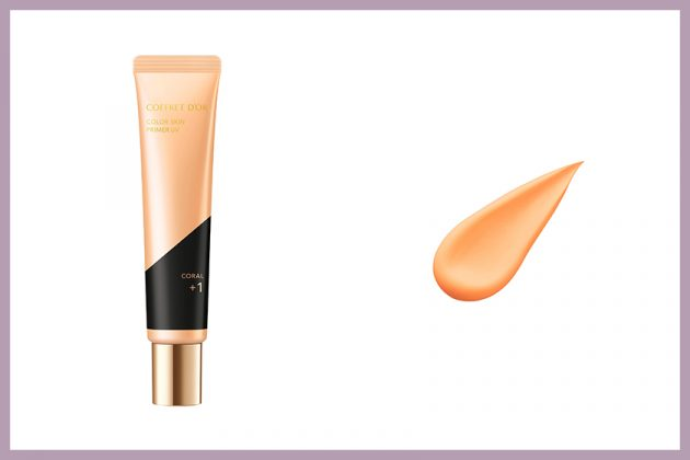 Skin Color Primer Base Makeup Tips Coffret D'or Foundation