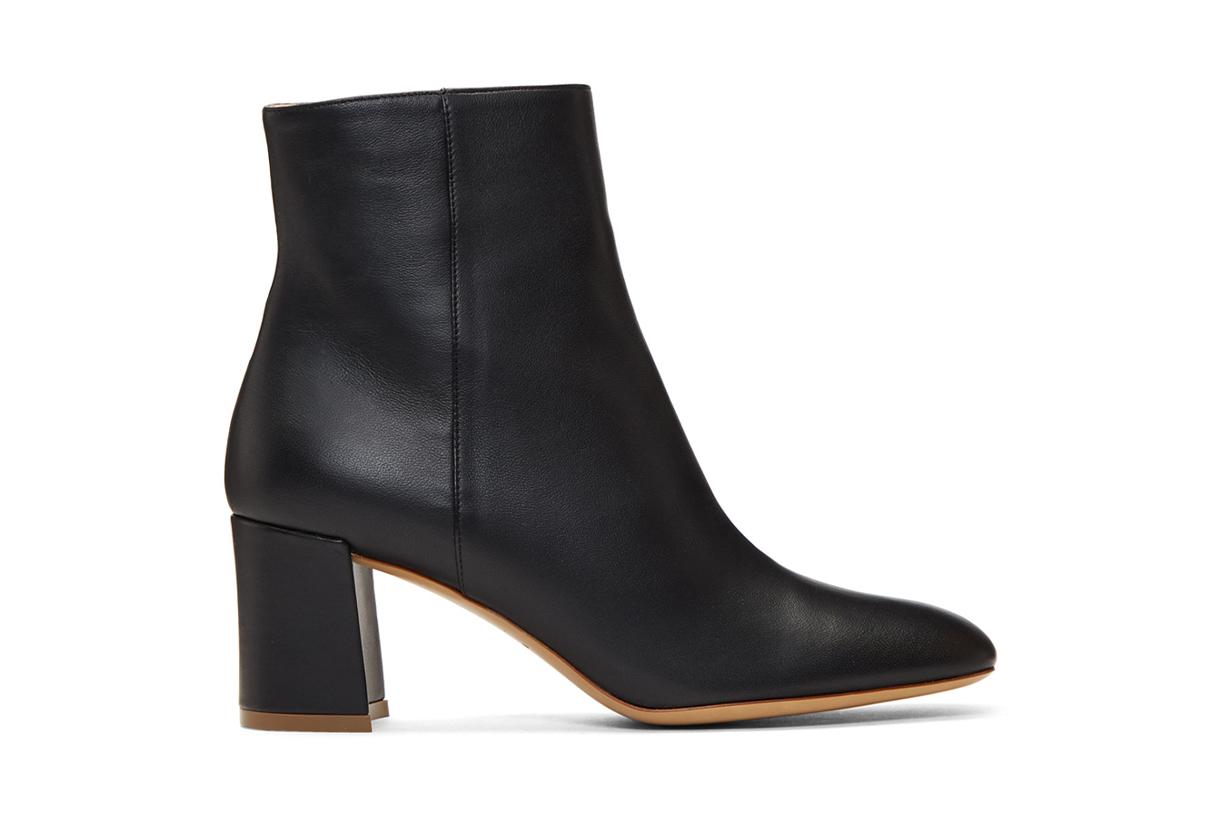 mansur gavriel ankle boots