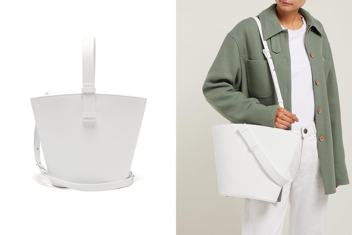 nico giani bucket bag
