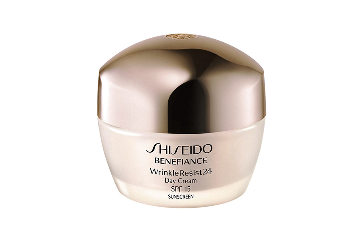 shiseido day cream