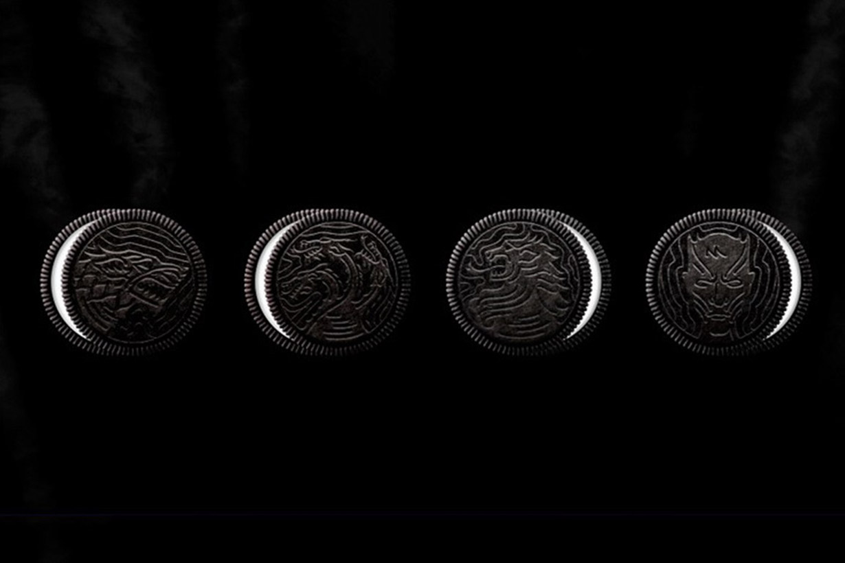 Game of Thrones Oreo collection