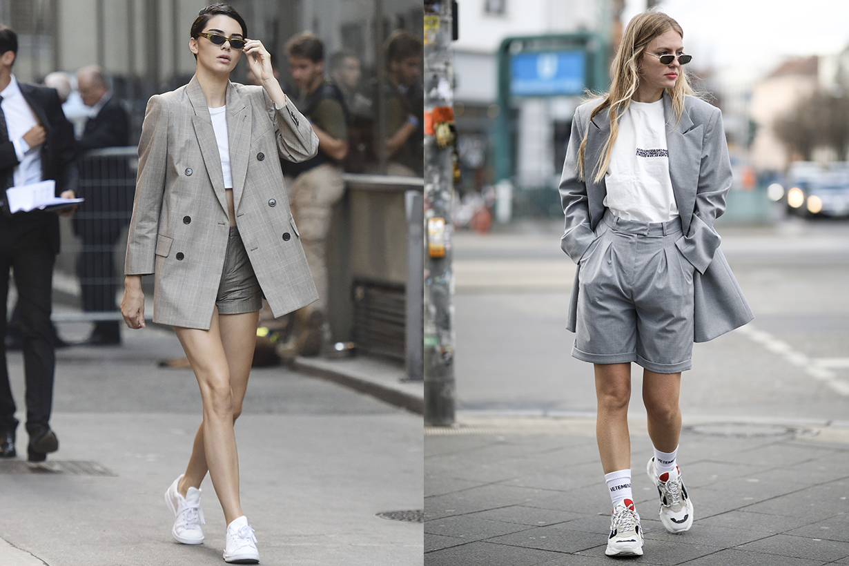 short suits 2019 summer trend