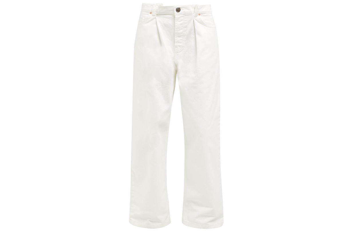 Fold Dad Baggy Boyfriend Jeans