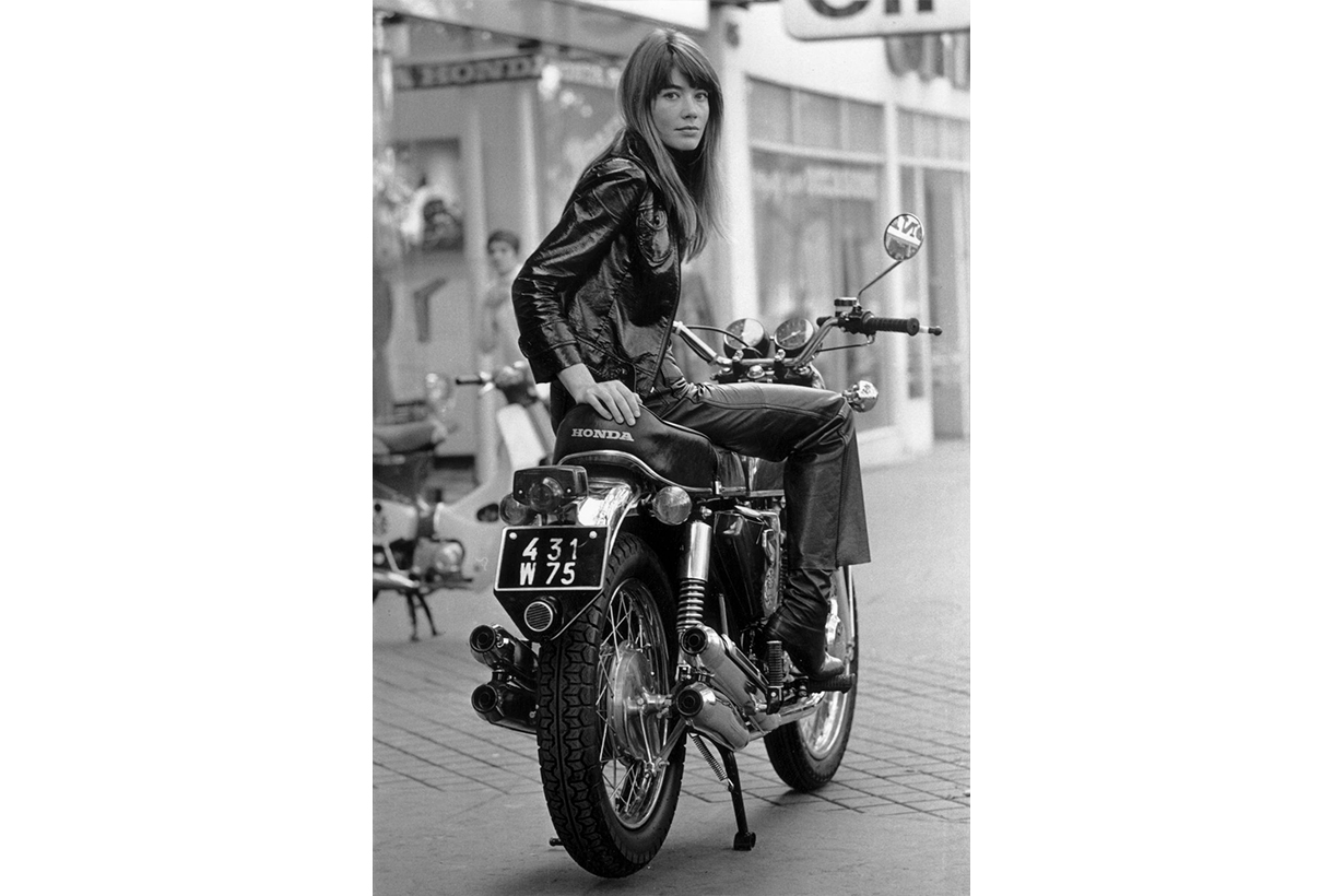 Françoise Hardy French Style Muses