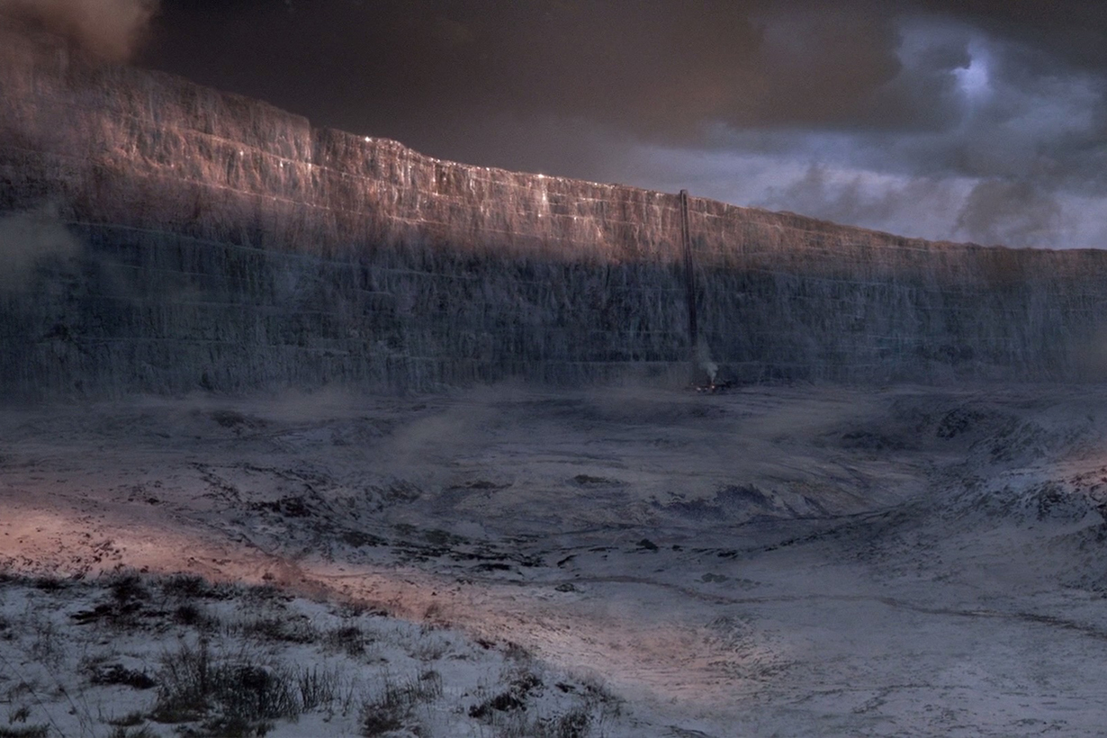 Game of Thrones The Wall