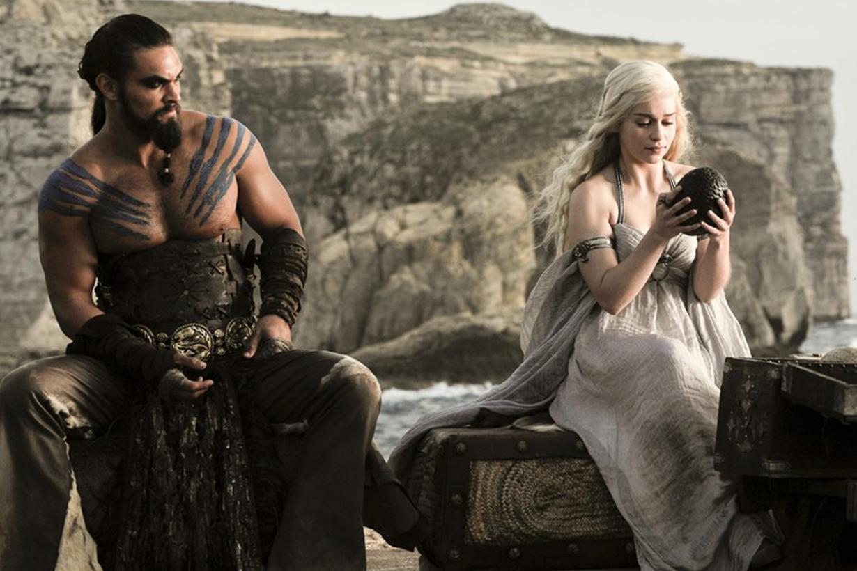 Khaleesi Game-Of-Thrones Emilia Clarke