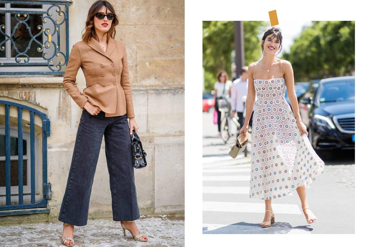 Jeanne Damas Street Style