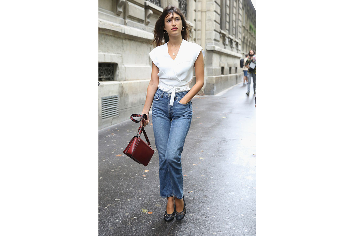 Jeanne Damas French Style Icon