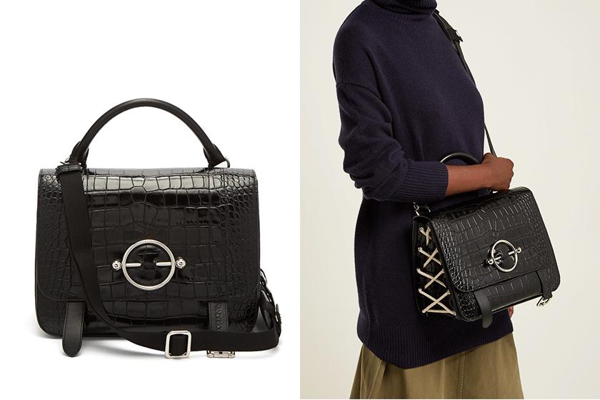 luxury handbags on sales Chloe Valentino JW Anderson  See by Chloe  Victoria Beckham Marni