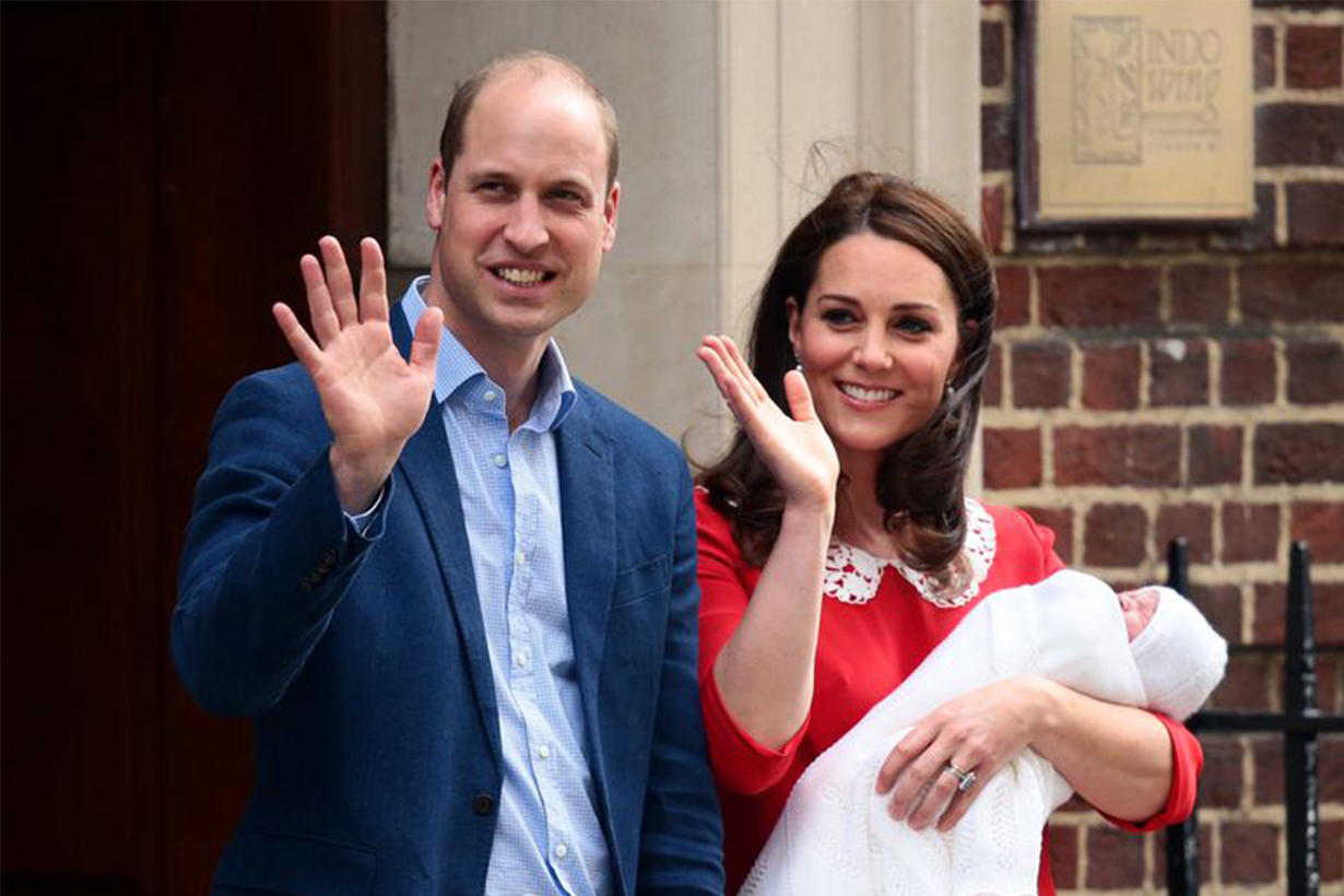 Kate Middleton Prince William Baby