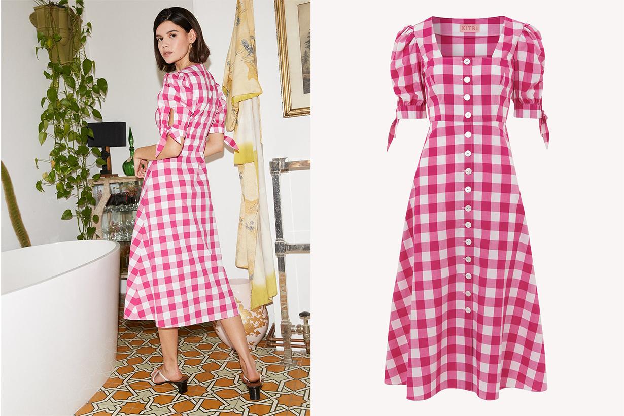 Leonara dress Summer Fashion