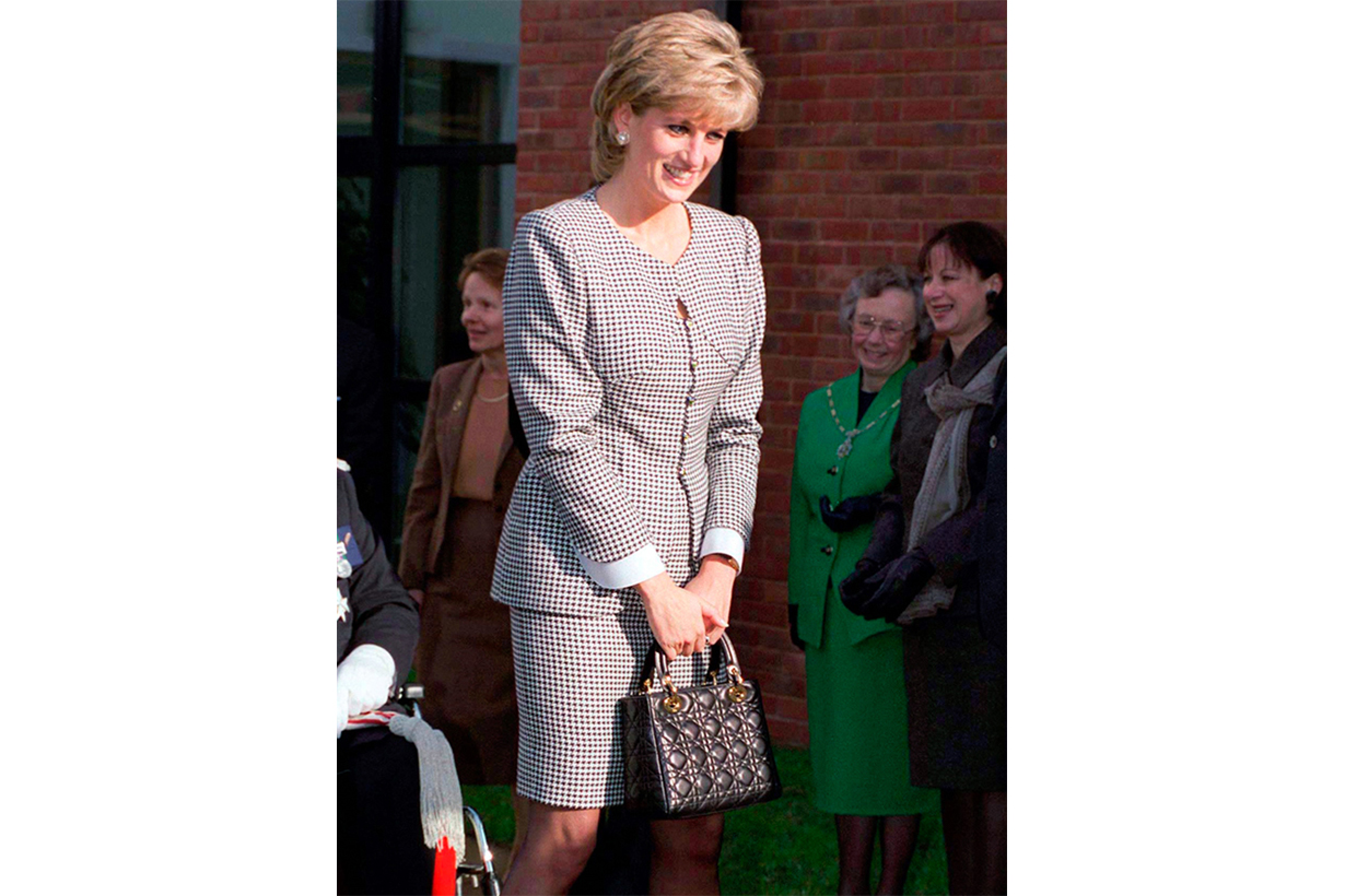 Princess Diana Lady Dior Handbag