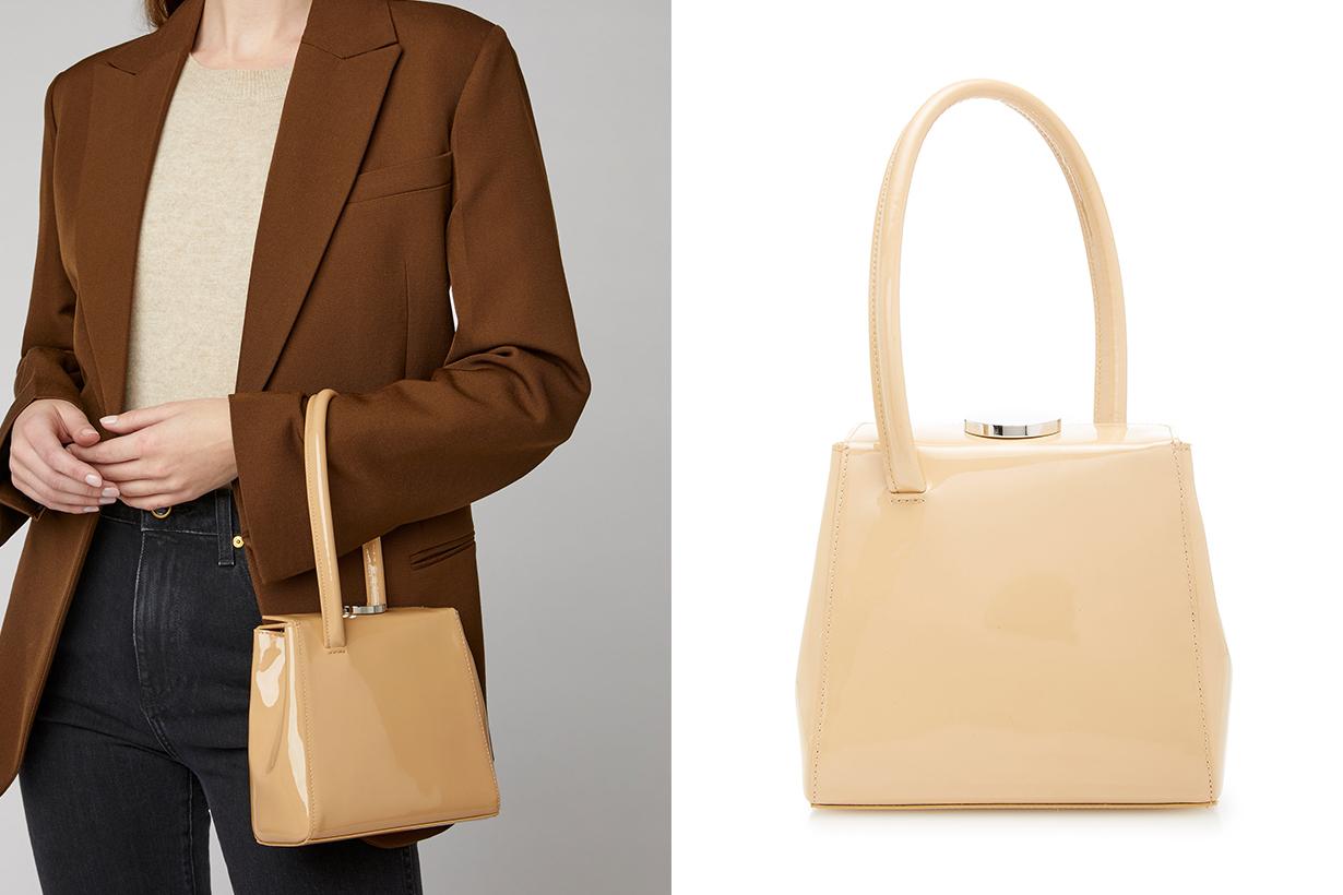 little liffner leather bag