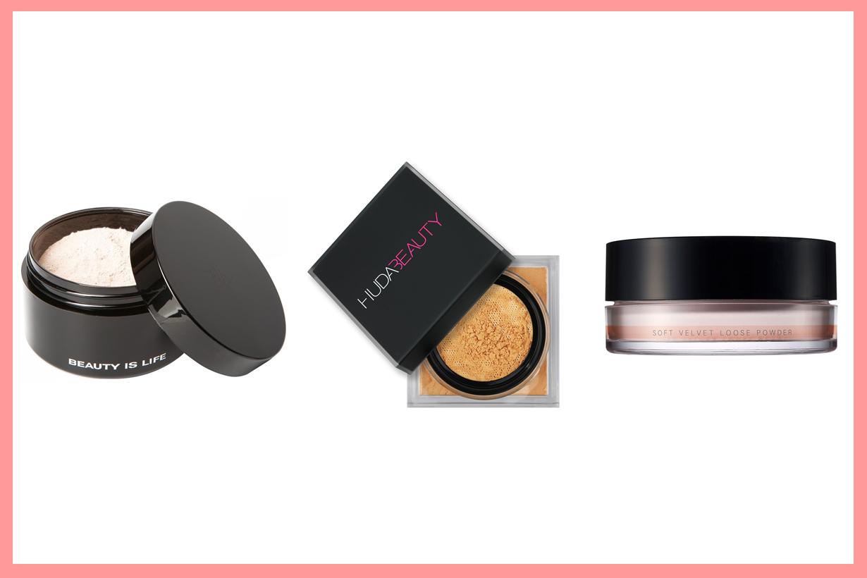 Loose Powder usage setting powder makeup making mascara eyeliner long lasting absorbing oily bangs makeup tips makeup cosmetics innisfree