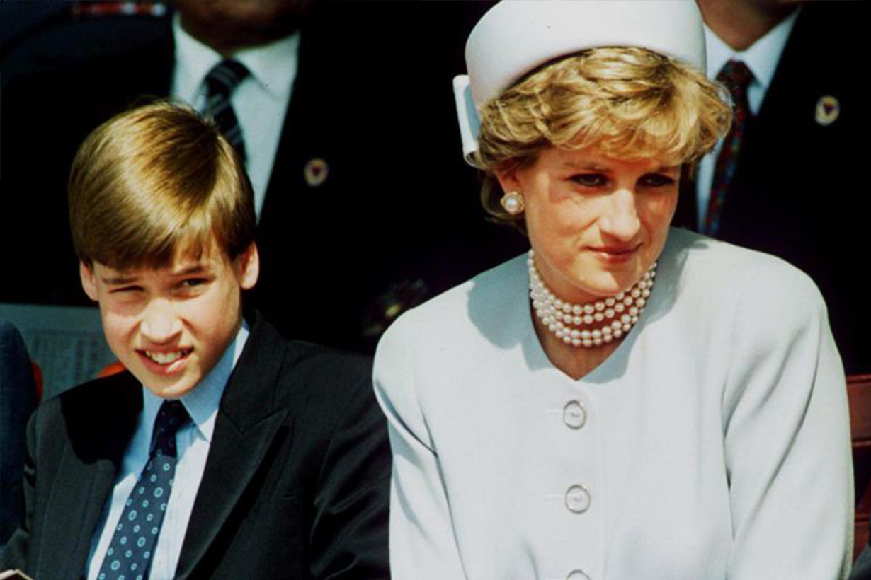 Princess Diana Told William About Prince Charles' Affair with Camilla Parker Bowles