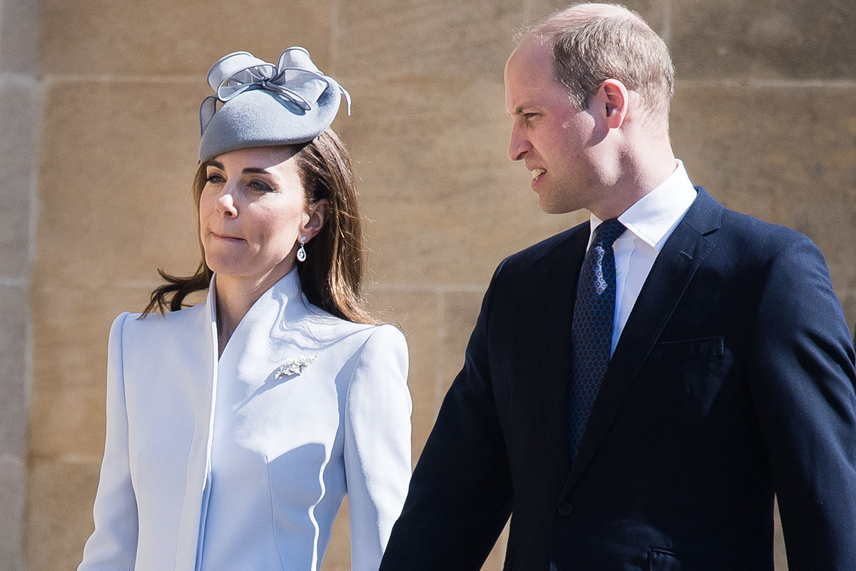 Prince William Kate Middleton hire a lawyer to divorce