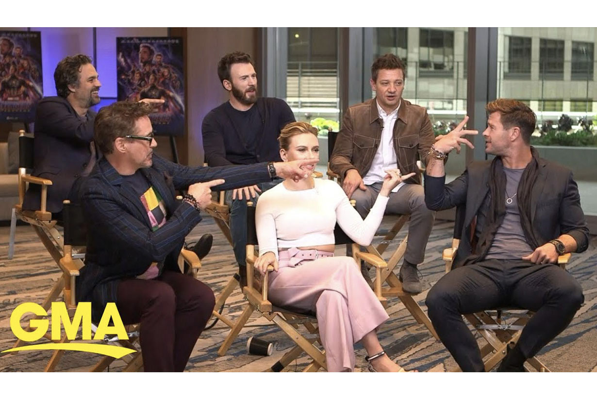 Avengers: Endgame' cast talks about the Who Spends the Most Time in Hair & Makeup