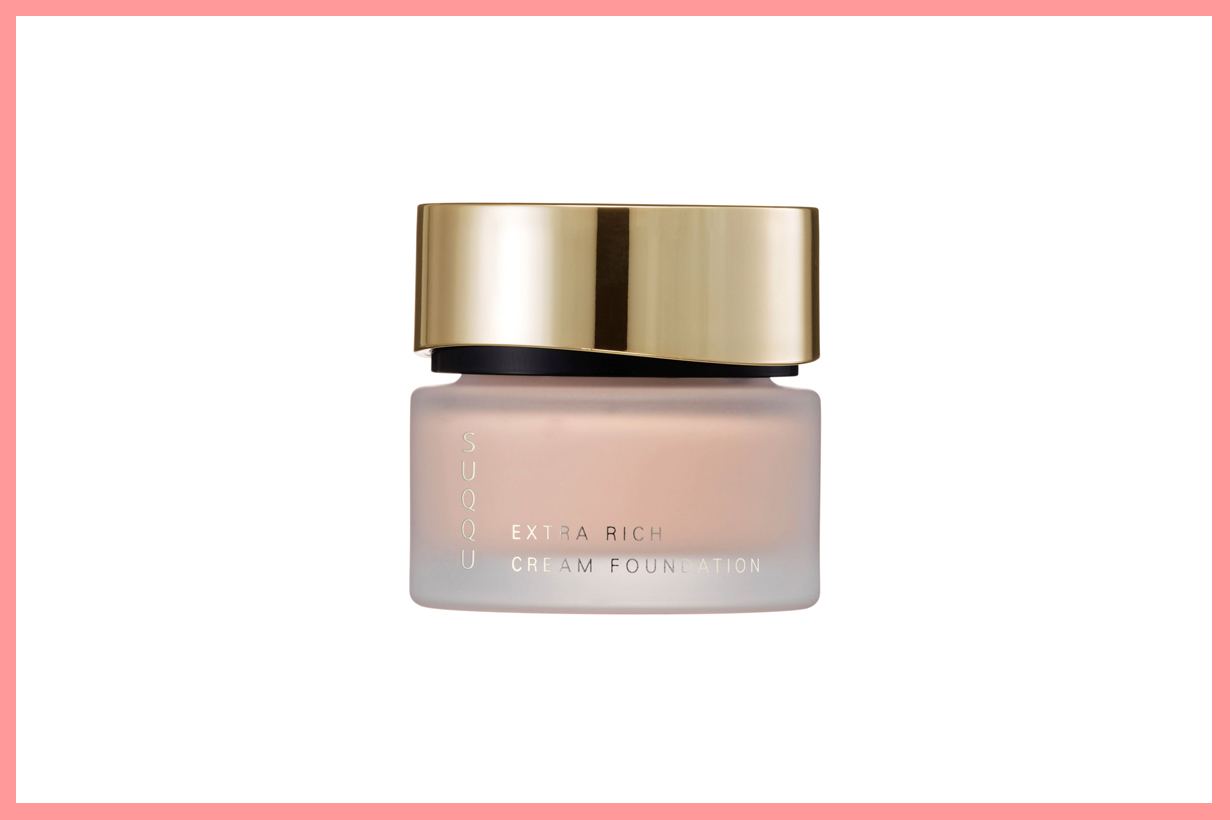 SUQQU Victoria Beckham  Favourite Japanese Skincare Cream Foundation Massage Mask Eyeshadow Loose Powder Cosmetics Makeup Skincare Beauty products