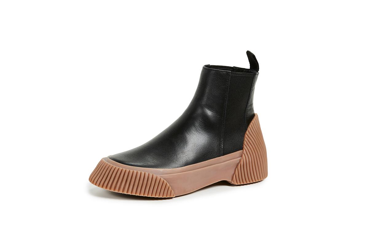 3.1 Phillip Lim Lela Vulcanized Chelsea Boots