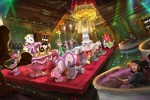 Tokyo Disneyland 2020 New Area updeat