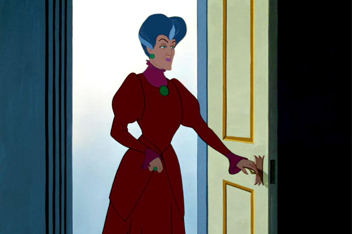 lady treaine cinderella