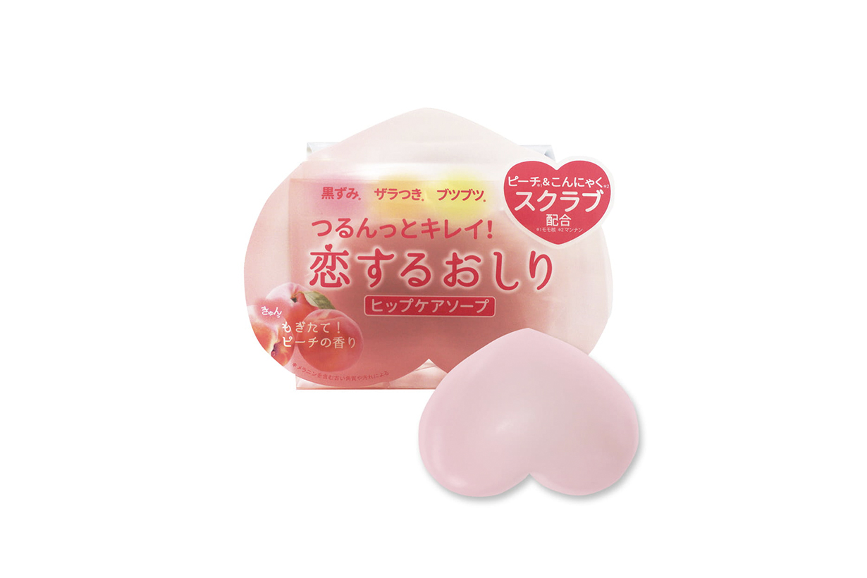 Japan skin care Pelican Hip Care Soap