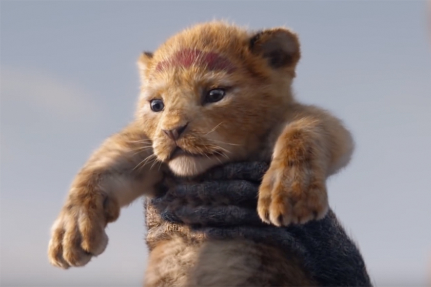 disney upcoming live action movies The Lion King