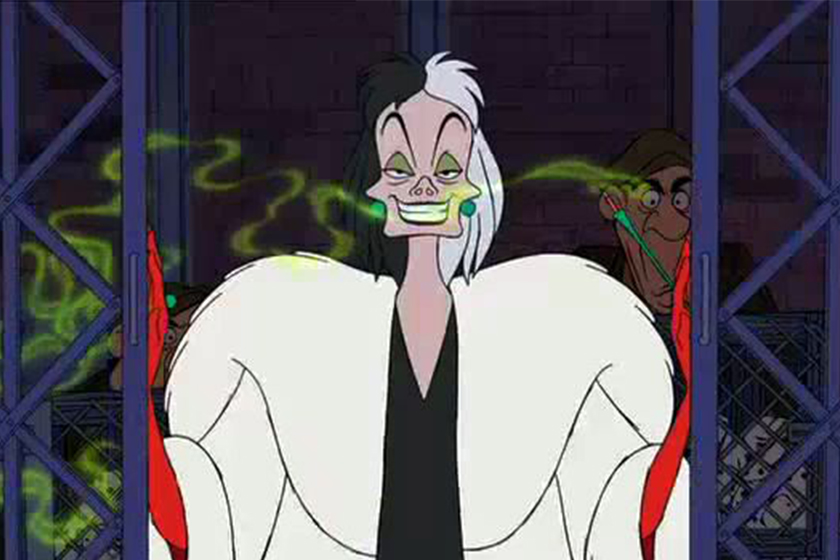disney upcoming live action movies Cruella