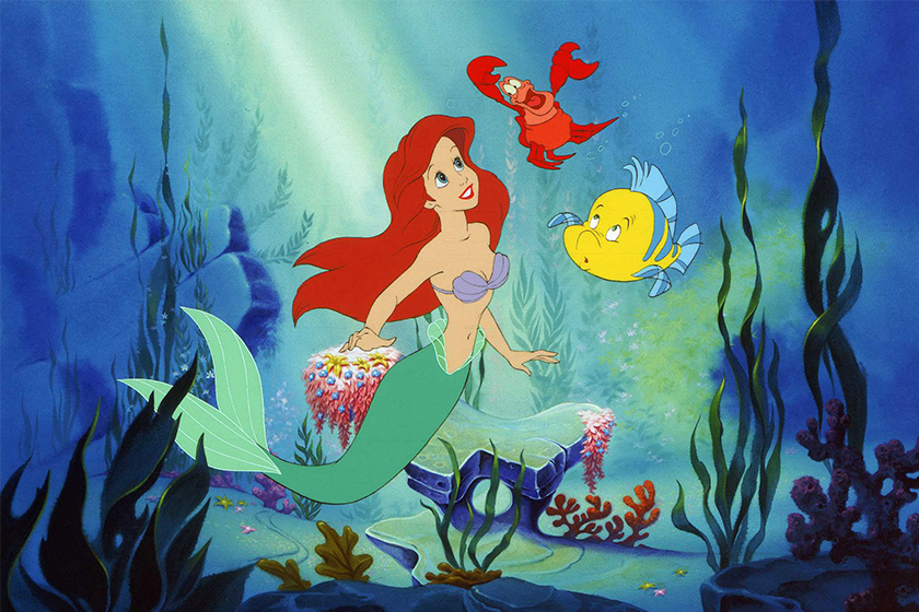disney upcoming live action movies The Little Mermaid