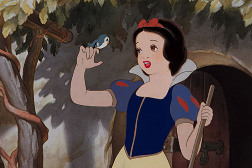 disney upcoming live action movies Snow White