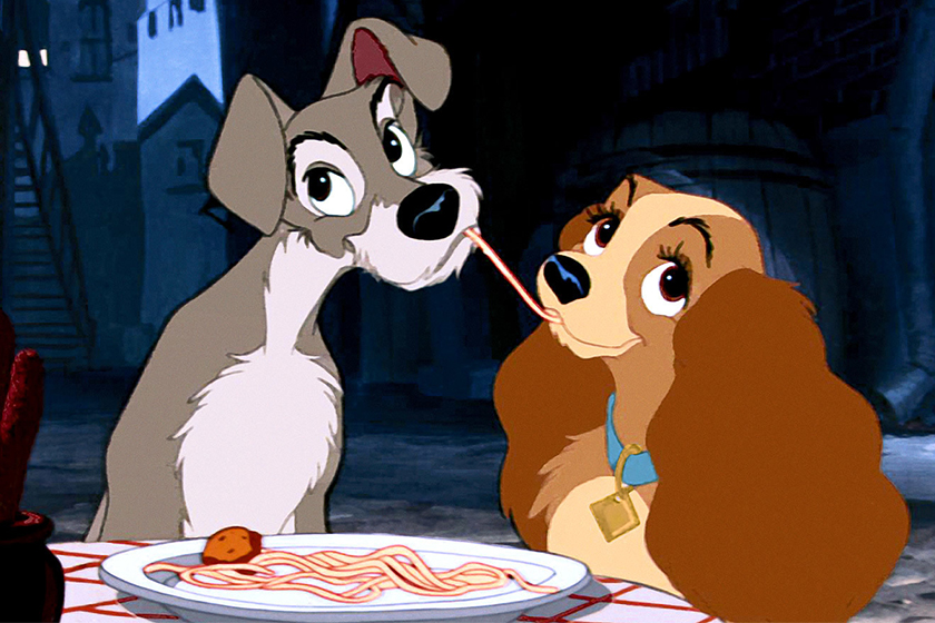 disney upcoming live action movies Lady and the Tramp