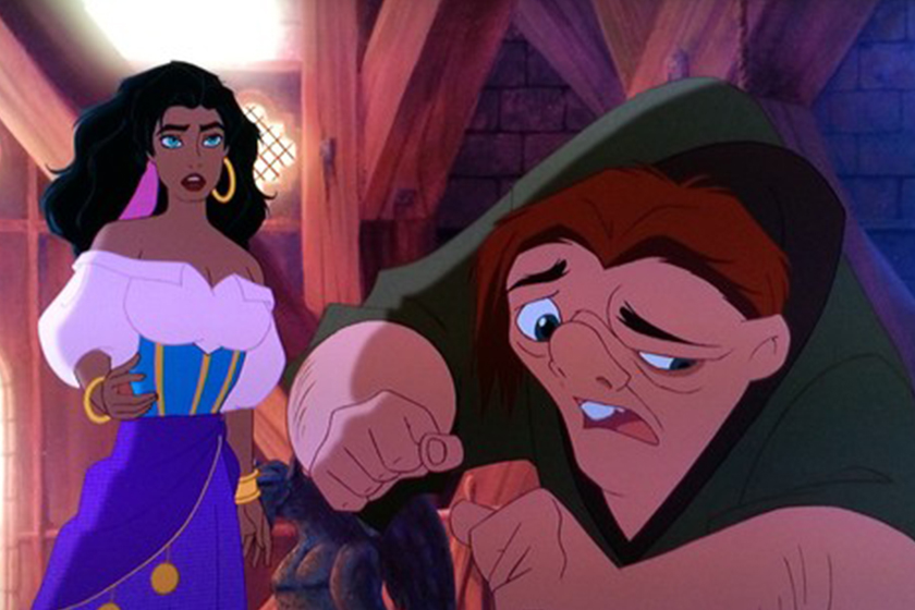 disney upcoming live action movies The Hunchback of Notre Dame