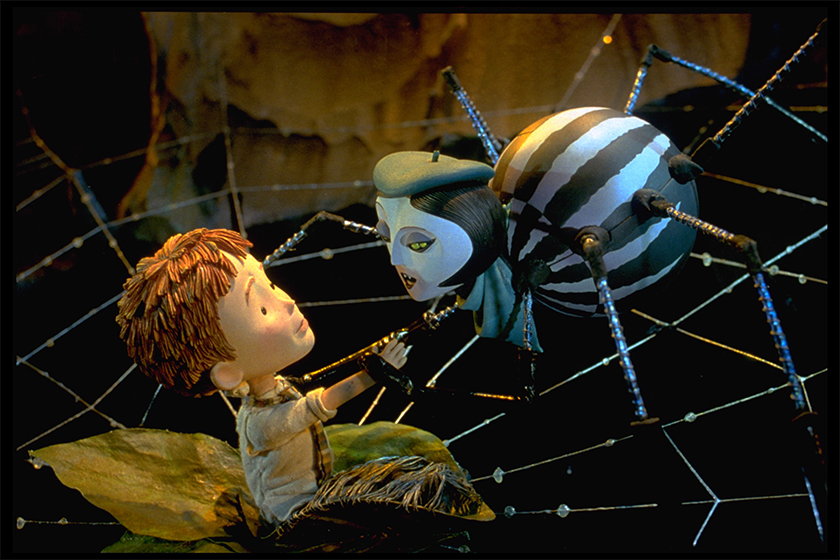 disney upcoming live action movies James and the Giant Peach