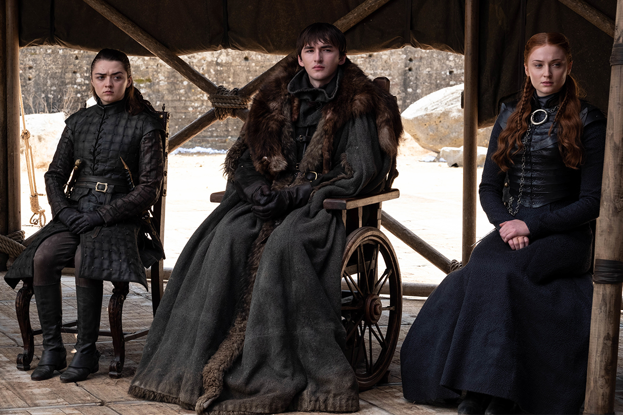 Game of Thrones season 8 last episode