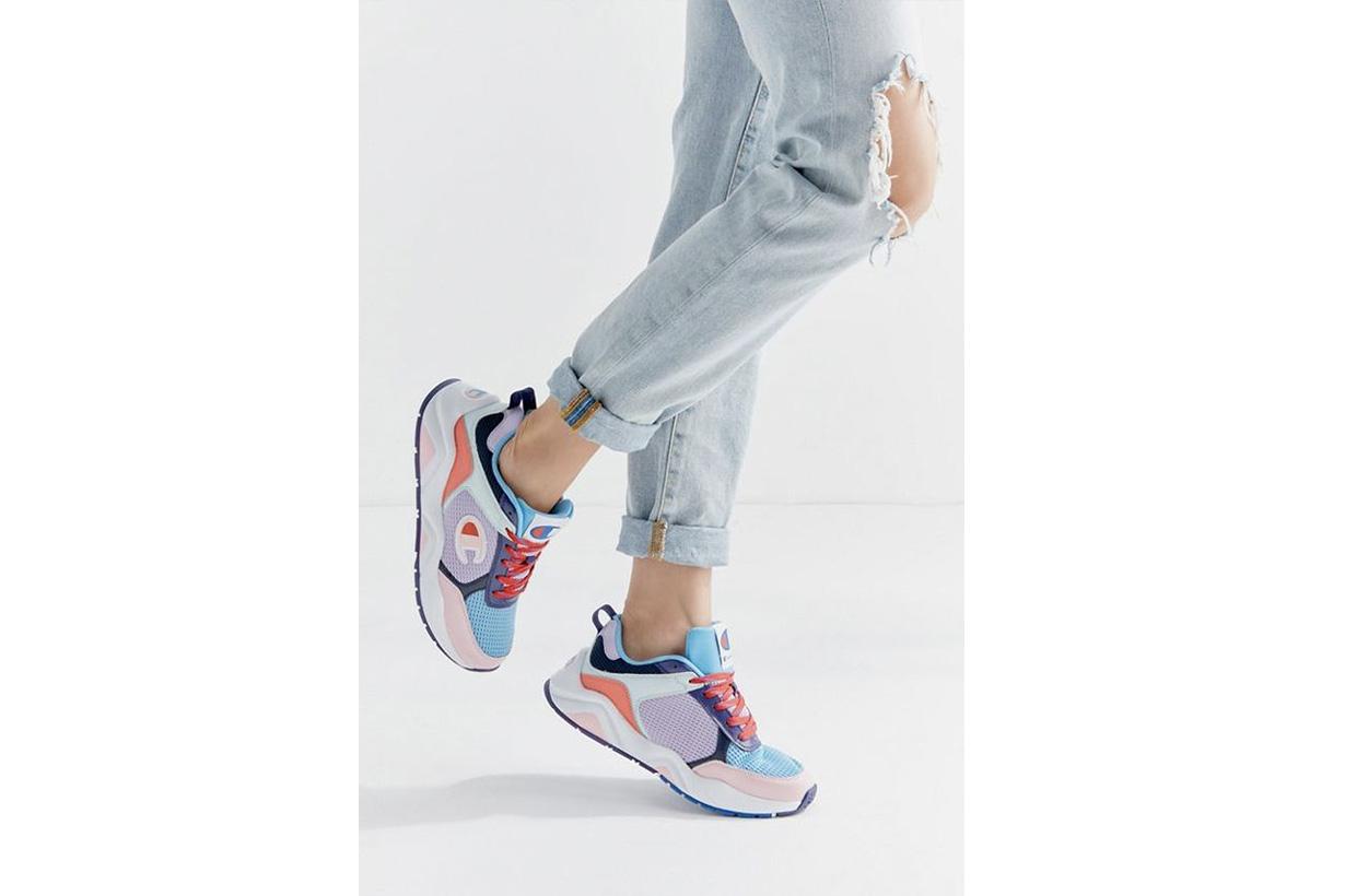 google trending shoe brands