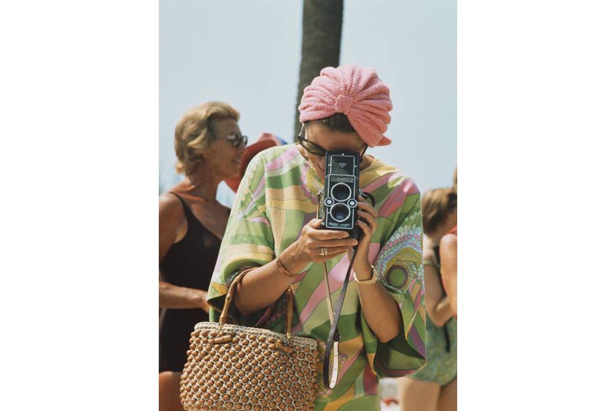 Grace Kelly Beaded Bag Style