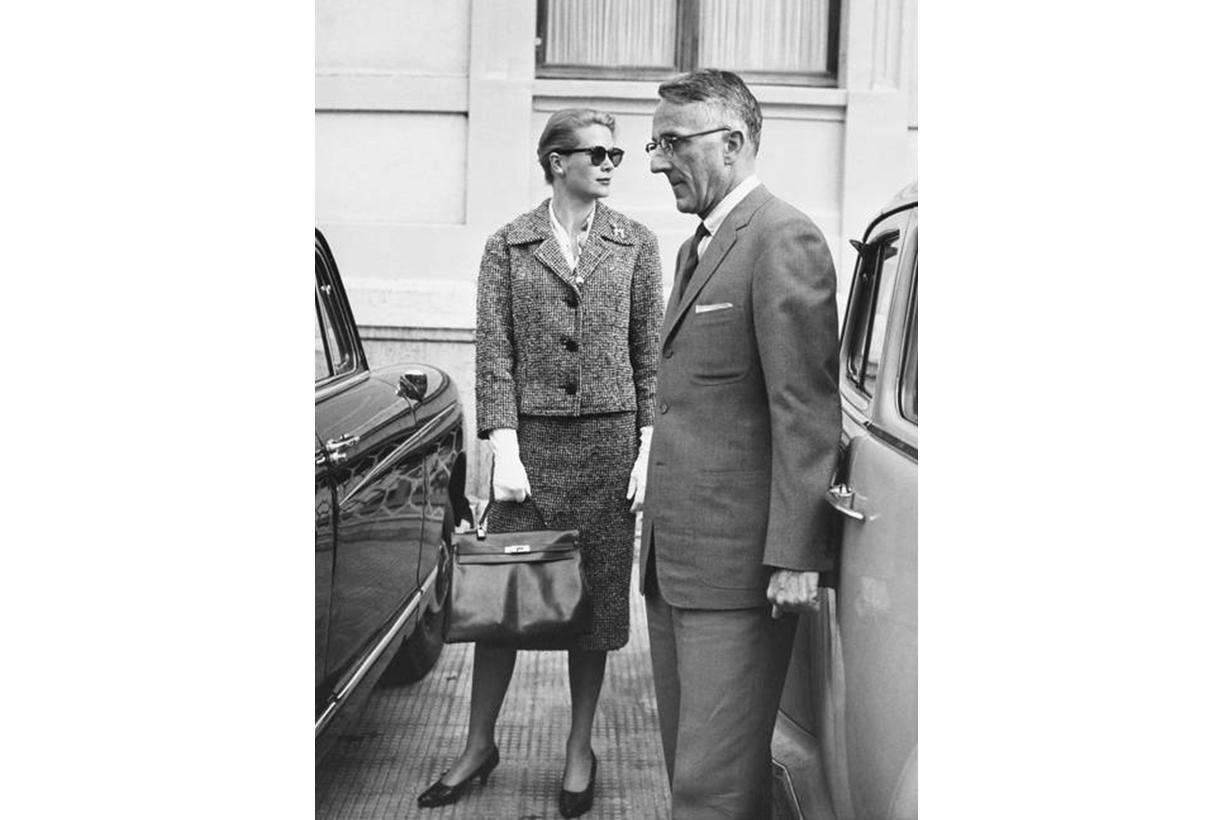 Grace Kelly Hermes Bag
