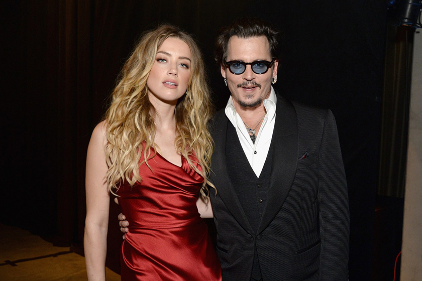 Johnny Depp accuses Amber Heard of domestic abuse defecated on his bed