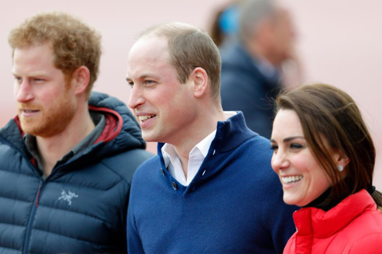 Kate Middleton Prince Harry Prince William