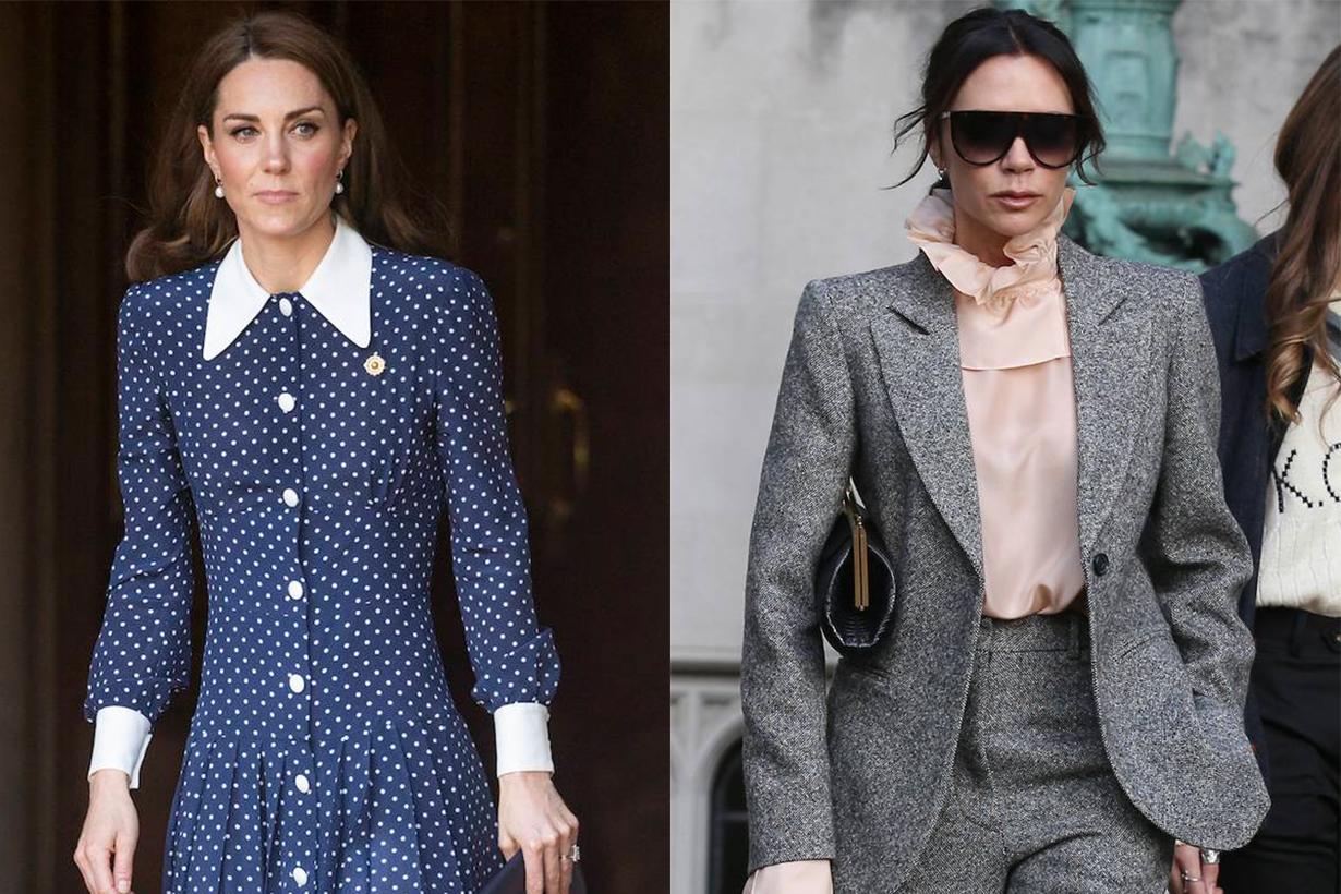 Victoria Beckahm Kate Middleton Collar