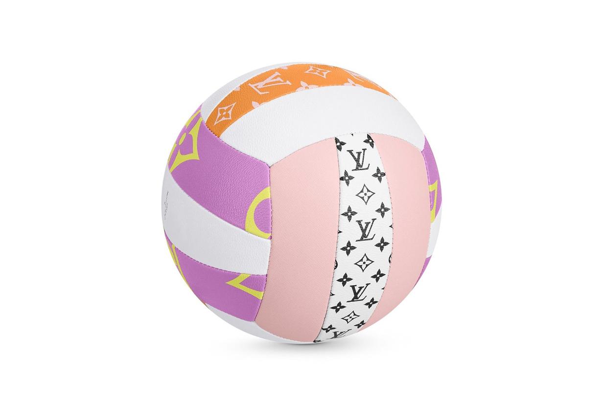 louis vuitton volley ball beach towel summer 2019