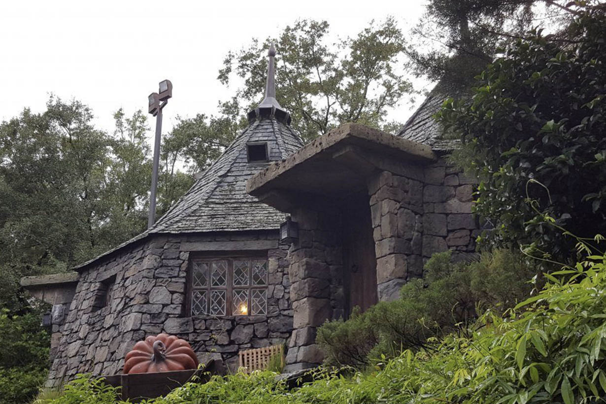 Hagrid house open in England