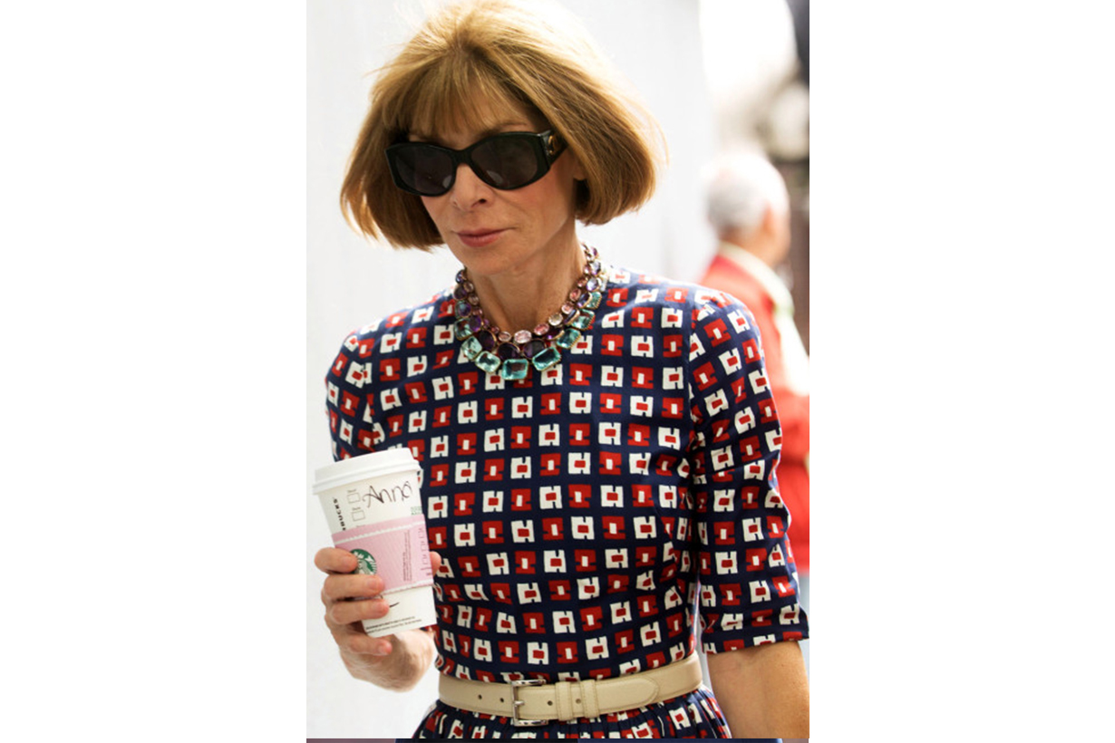 Anna Wintour Sunglasses
