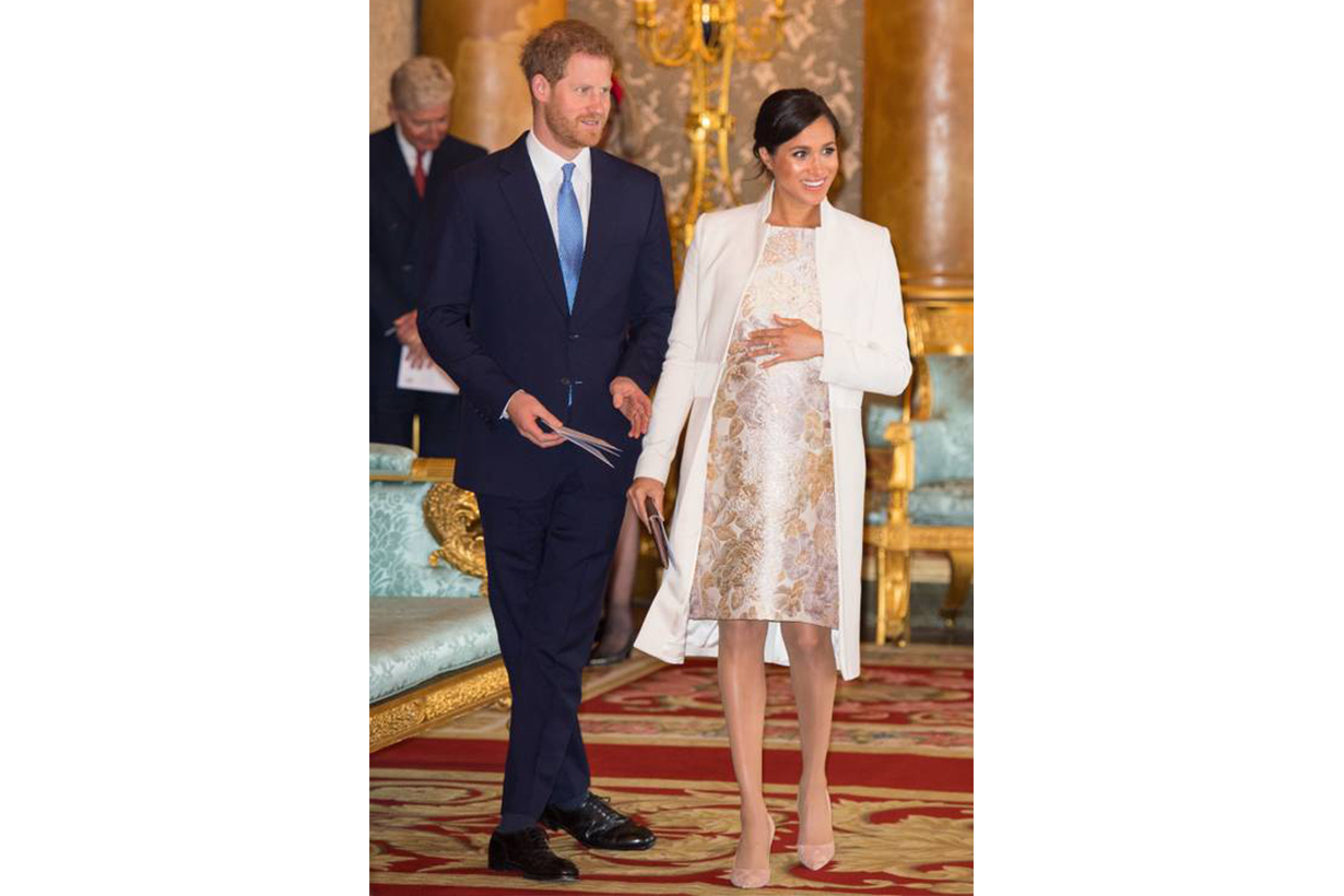 Meghan Markle Tights
