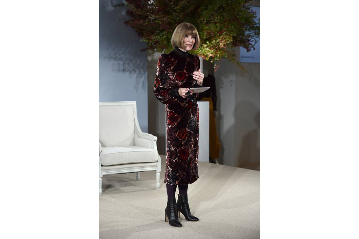 Anna Wintour Tights