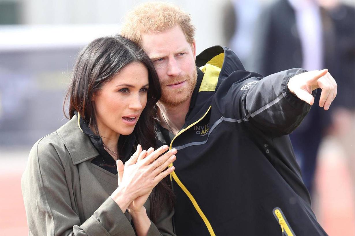 Meghan Markle Prince Harry Royal Tour