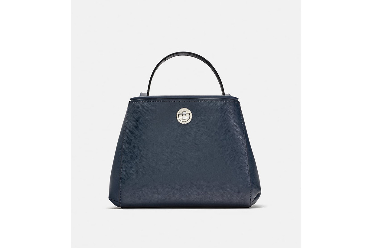 Navy Blue City Bag
